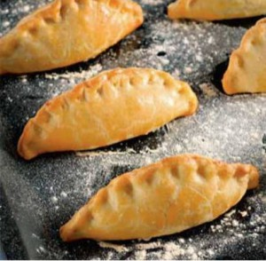 Корнуэльские пирожки