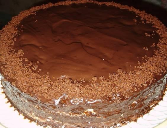 рецепт торта алла