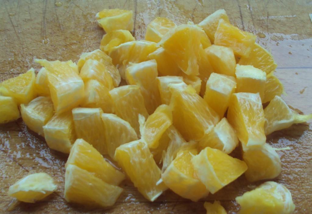 апельсин для печени