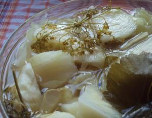 Маринованная капуста