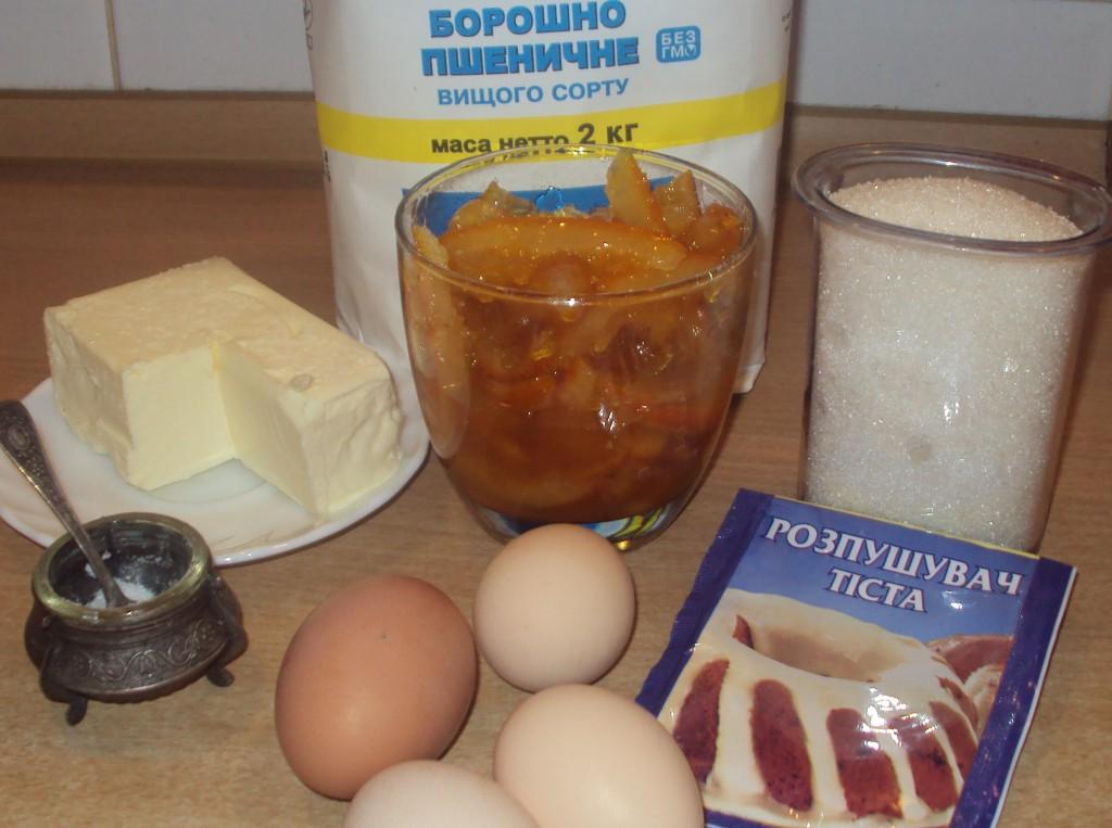 апельсиновый пирог фото рецепт