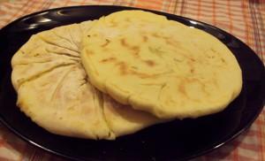 Хачапури с творогом – рецепт с фото