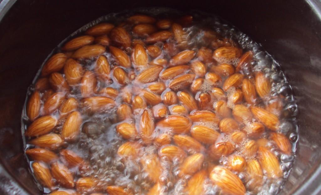 варим орехи