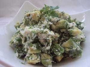 Вкусный салатик – раз – два и готово