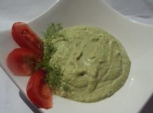Рецепт блюда из зеленого горошка