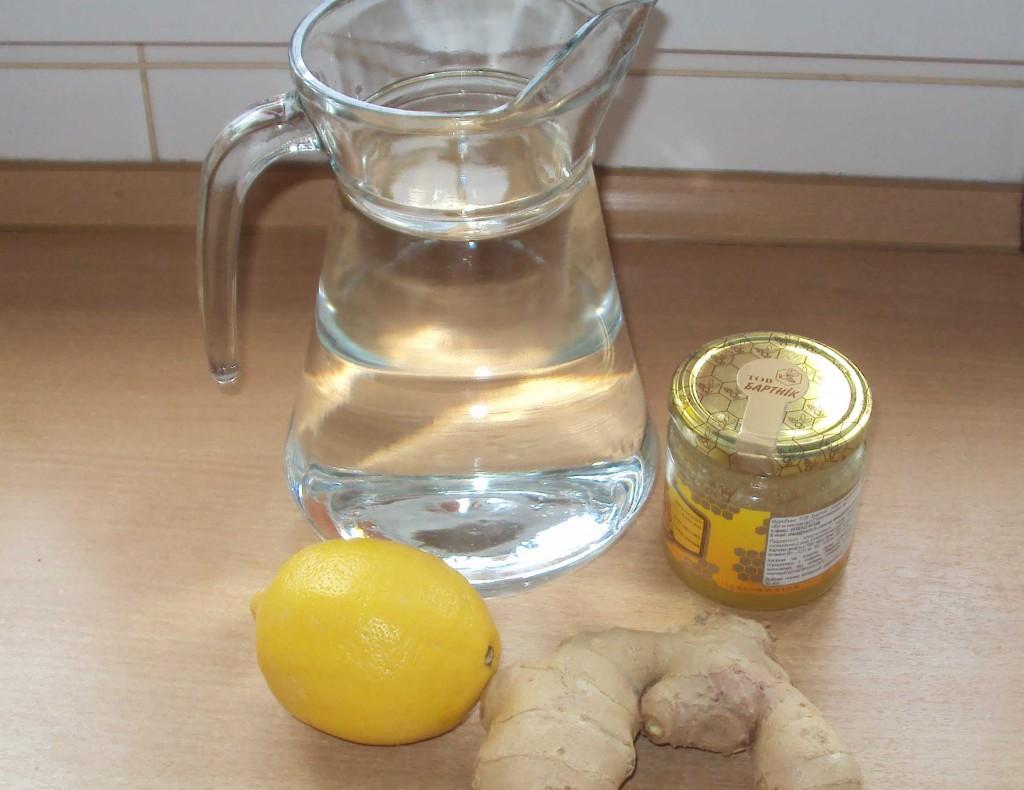 продукты для лимонада