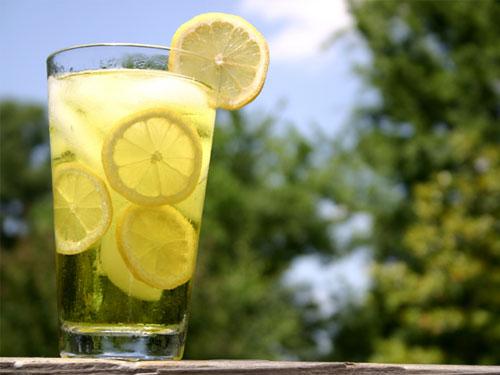 как приготовить лимонад дома