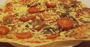 Рецепт простой пиццы – тоньше не бывает