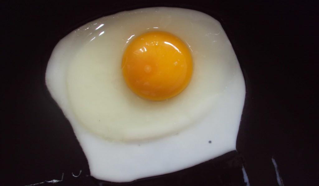 крок мадам яйцо
