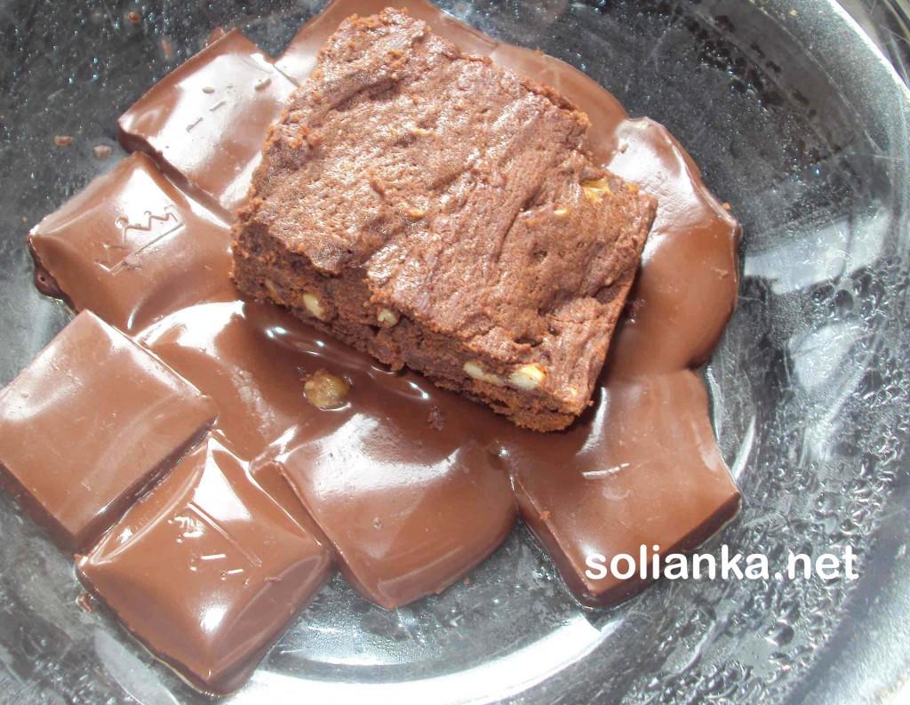 шоколадный брауни рецепт с фото