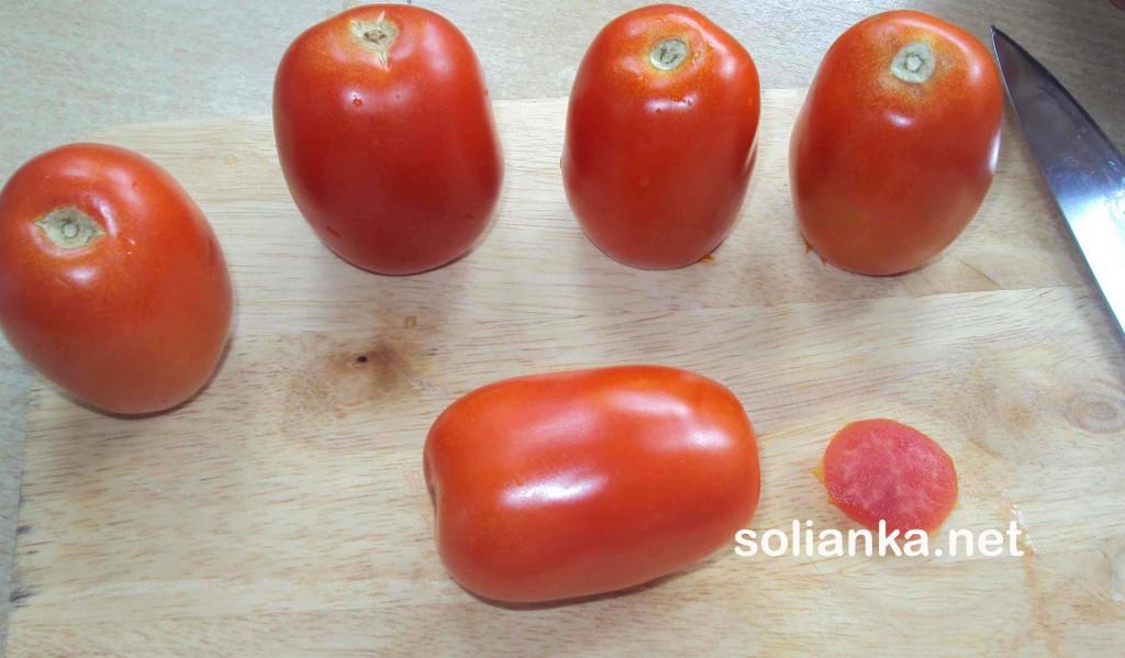 помидоры подготовить
