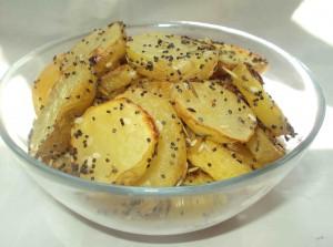 Закуска из картошки