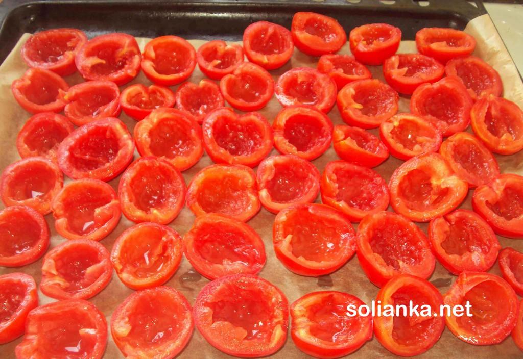 вяленные томаты