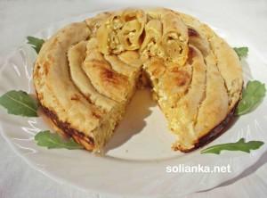 Баница – традиционный болгарский пирог