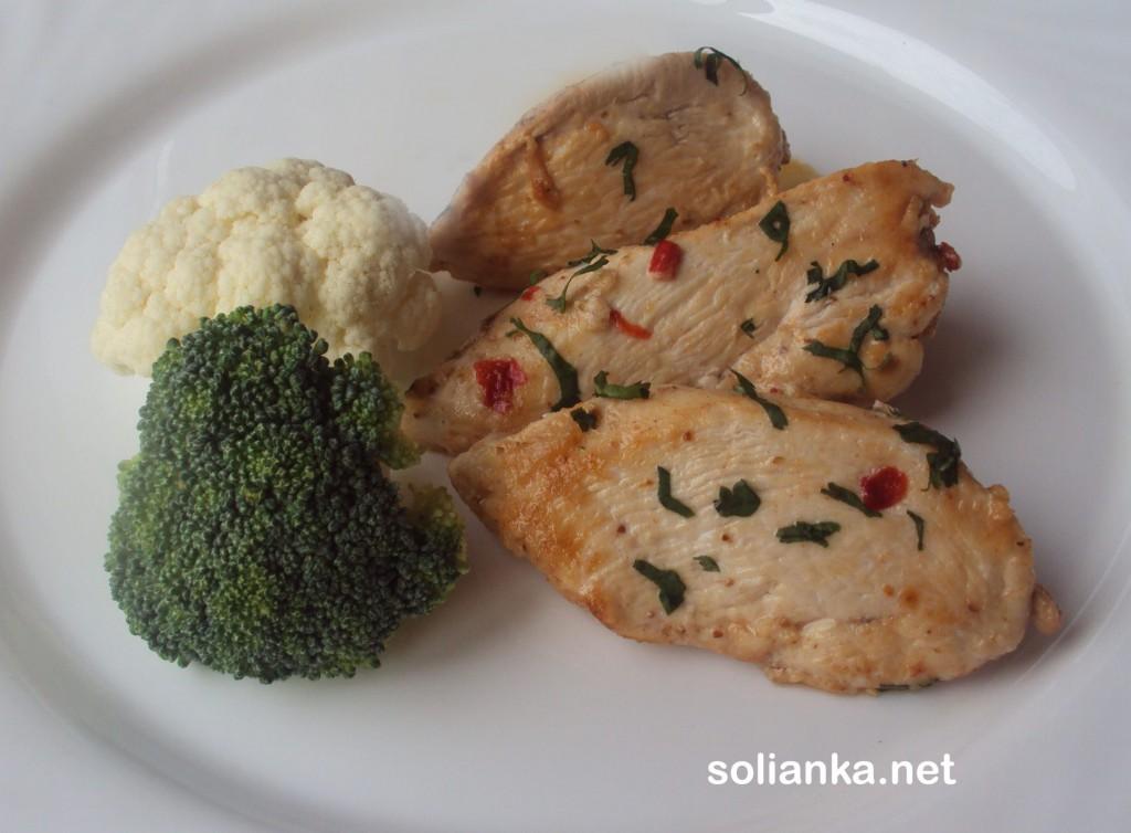 рецепт блюда из куриного филе