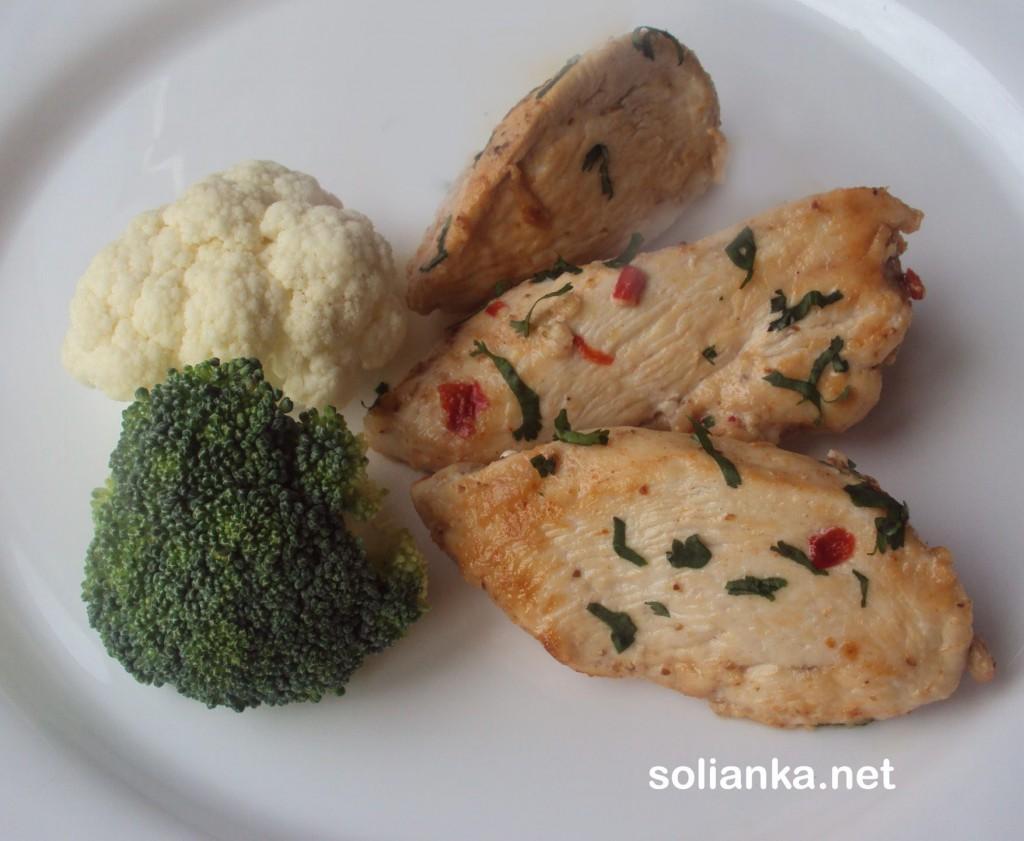 рецепт для куриного филе