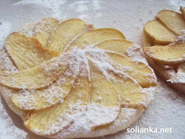 яблочные тарталетки рецепт