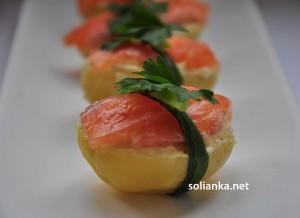 Как сделать суши из картошки