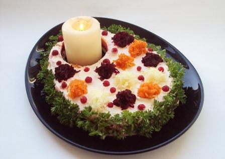 салат из куриной грудки рецепт
