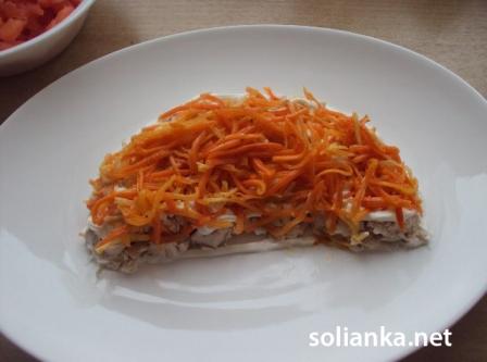 грудка морква