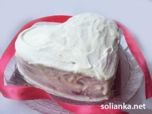 Торт Красный бархат и капкейки
