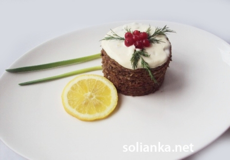 торт печеночный рецепт