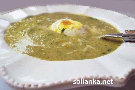 суп пюре из брокколи рецепт