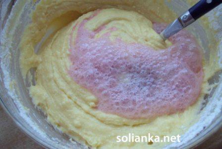 рецепт творожных кексов
