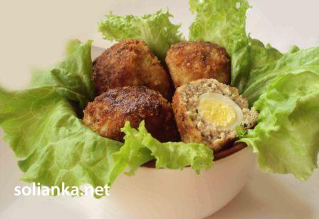 перепелиные яйца рецепты фото