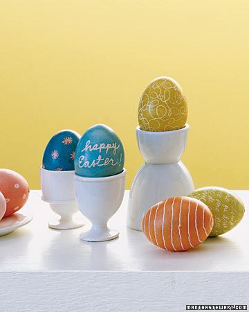роспись яиц