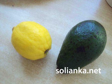 овощи для соуса гуакамоле