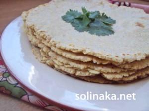 Тортилья – рецепт приготовления