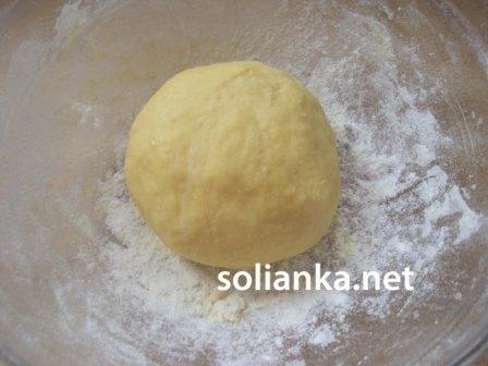 как делать тесто на штрудель