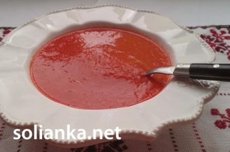 пошаговый рецепт свекольного супа