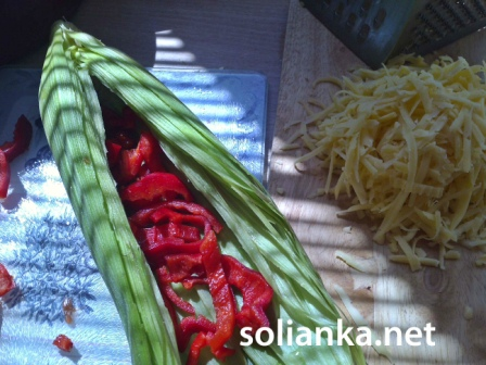 приготовление рыбы с овощами в духовке