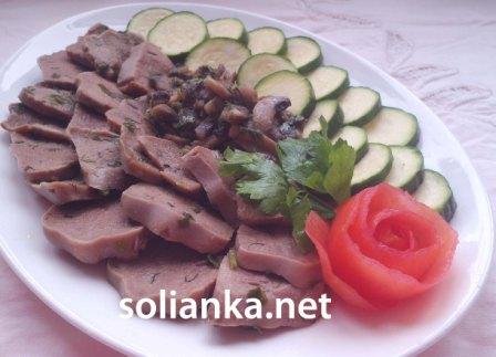рецепт, как правильно приготовить свиной язык
