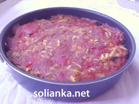 рецепт баклажанов по-итальянски