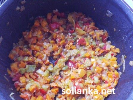почти готовый соус для рататуй