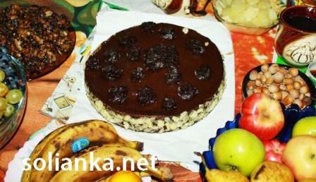 еще вариант торта
