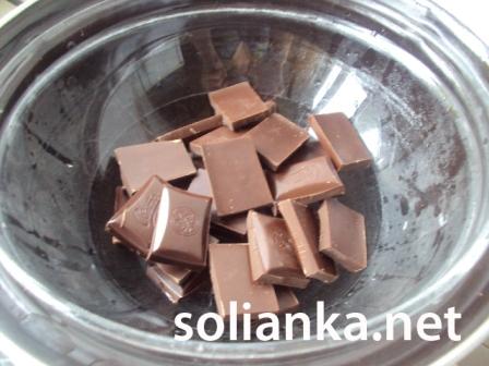 шоколад для тирамису