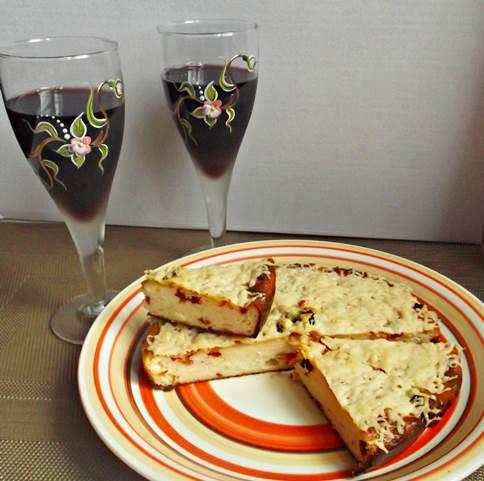 итальянская закуска к вину рецепт