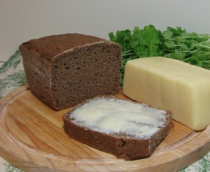 Домашний ржаной хлеб – коронное блюдо Александры