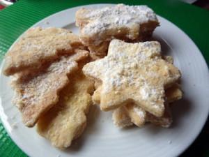 Рецепт новогоднего печенья «Печенье УВЛЕЧЕНЬЕ»