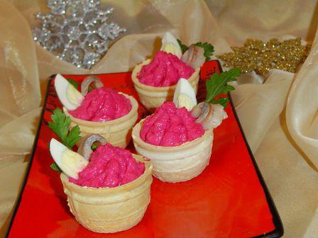 праздничные холодные закуски с фото