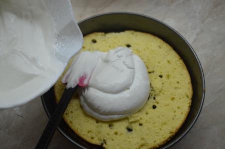крем на торт