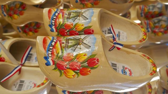 голландские башмачки
