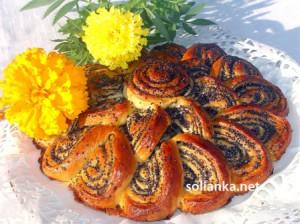 Маковый пирог от Эльвиры