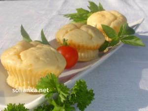 Сырные кексы – коронное блюдо Эльвиры Щербаковой