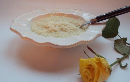 романтический ужин, ризотто