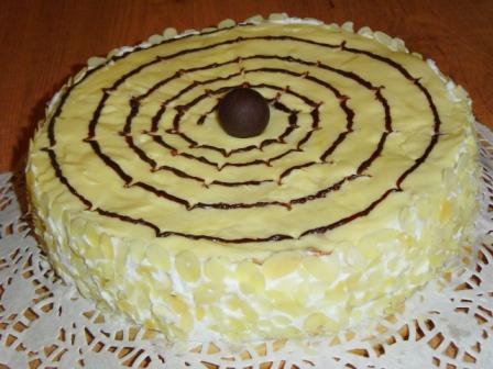торт эстерхази в домашних условиях